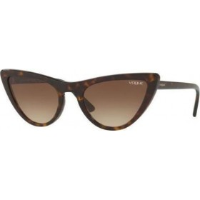 ΓΥΑΛΙΑ ΗΛΙΟΥ Vogue VO5211S W65613 54 DARK HAVANA / BROWN GRADIENT