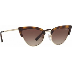 ΓΥΑΛΙΑ ΗΛΙΟΥ Vogue VO5212S W65613 55 HAVANA/PALE GOLD / BROWN GRADIENT