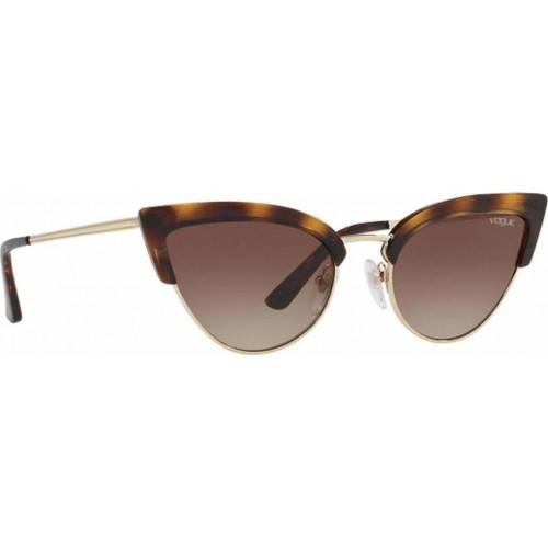 ΓΥΑΛΙΑ ΗΛΙΟΥ Vogue VO5212S W65613 55 HAVANA/PALE GOLD / BROWN GRADIENT