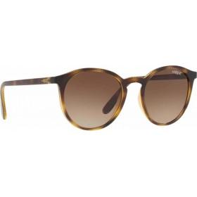 ΓΥΑΛΙΑ ΗΛΙΟΥ Vogue VO5215S W65613 51 DARK HAVANA / BROWN GRADIENT