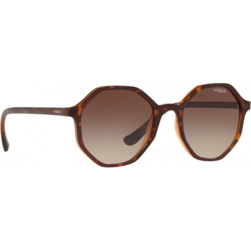 ΓΥΑΛΙΑ ΗΛΙΟΥ Vogue VO5222S 238613 52 DARK HAVANA/LIGHT BROWN TRANSP / BROWN GRADIENT