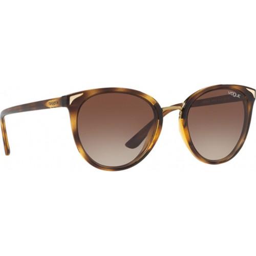 ΓΥΑΛΙΑ ΗΛΙΟΥ Vogue VO5230S W65613 54 DARK HAVANA / BROWN GRADIENT