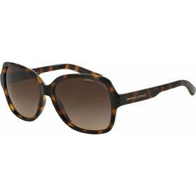 ΓΥΑΛΙΑ ΗΛΙΟΥ Armani Exchange AX4029S 811713 57 - DARK TORTOISE / DARK BROWN GRADIENT