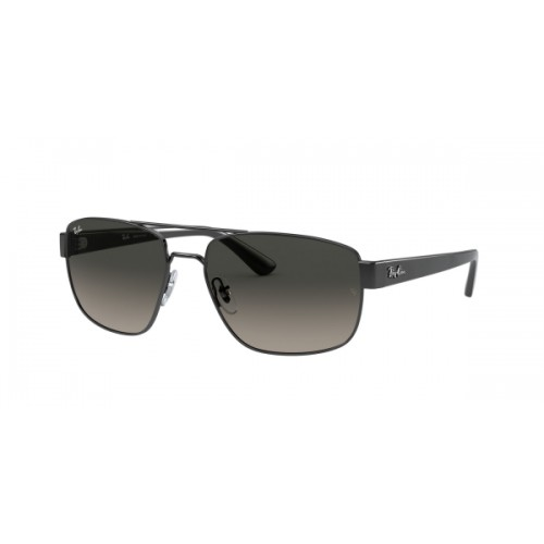 ΓΥΑΛΙΑ ΗΛΙΟΥ Ray-Ban® RB3663 004/71 60 - SHINY GUNMETAL / GREY GRADIENT DARK