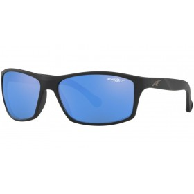 ΓΥΑΛΙΑ ΗΛΙΟΥ Arnette AN4207 01/22 61 Boiler - MATTE BLACK / POLARIZED GREY MIRROR