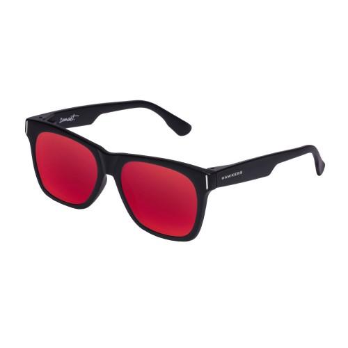 Γυαλια ηλιου Hawkers SUN10 CARBON BLACK RED SUNSET