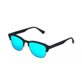 ΓΥΑΛΙΑ ΗΛΙΟΥ Hawkers CLATR02 Rubber Black Clear Blue Classic