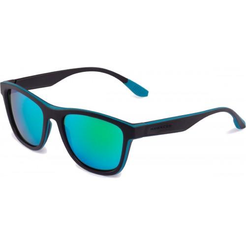 Γυαλια ηλιου Hawkers H01SHT0105 Black Green Rubber Emerald ONE S
