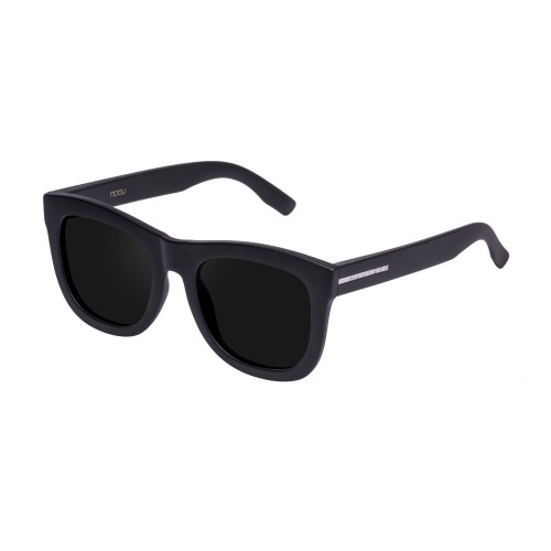 ΓΥΑΛΙΑ ΗΛΙΟΥ Hawkers NOB01 Rubber Black Dark Nobu