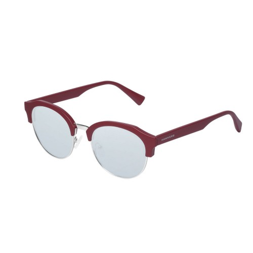 ΓΥΑΛΙΑ ΗΛΙΟΥ Hawkers ROCTR04 Burgundy Chrome Classic Rounded