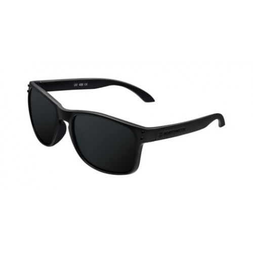 ΓΥΑΛΙΑ ΗΛΙΟΥ Northweek BD01 BOLD ALL BLACK MATTE POLARIZED