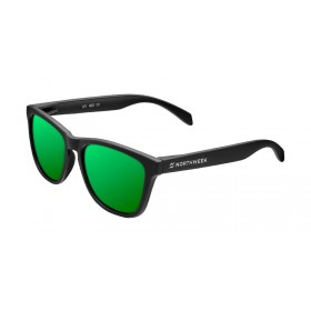 ΓΥΑΛΙΑ ΗΛΙΟΥ Northweek RE03 REGULAR VENICE - MATTE BLACK GREEN POLARIZED