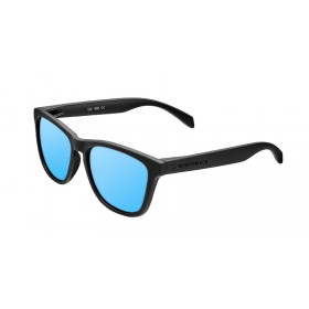 ΓΥΑΛΙΑ ΗΛΙΟΥ Northweek RE04 REGULAR DECK - MATTE BLACK ICE BLUE POLARIZED