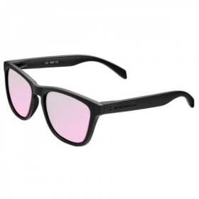 ΓΥΑΛΙΑ ΗΛΙΟΥ Northweek RE07 REGULAR PIPE - MATTE BLACK ROSE GOLD POLARIZED