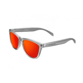 ΓΥΑΛΙΑ ΗΛΙΟΥ Northweek RE08 REGULAR WHEEL - SMOKY GREY RED POLARIZED