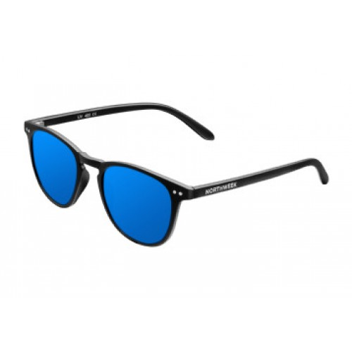 ΓΥΑΛΙΑ ΗΛΙΟΥ Northweek WL02 WALL JIBE - MATTE BLACK BLUE POLARIZED