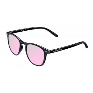 ΓΥΑΛΙΑ ΗΛΙΟΥ Northweek WL11 WALL CATALINA - SHINE BLACK ROSE GOLD POLARIZED