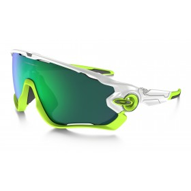 Γυαλια ηλιου Oakley 9290 929003 31 POLISHED WHITE JADE IRIDIUM JAWBREAKER