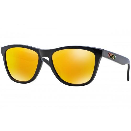 Γυαλια ηλιου Oakley 9013 24-325 55 Frogskins Valentino Rossi Signature