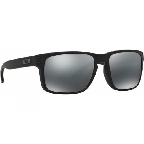 ΓΥΑΛΙΑ ΗΛΙΟΥ Oakley OO9102 910263 55 Holbrook Matte BLACK IRIDUM