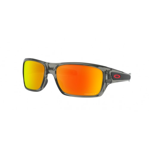 ΓΥΑΛΙΑ ΗΛΙΟΥ Oakley OO9263 926357 63 TURBINE Prizm Ruby Polarized