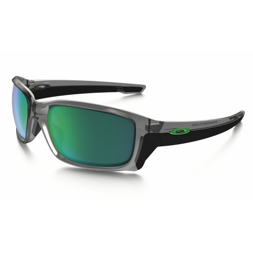 ΓΥΑΛΙΑ ΗΛΙΟΥ Oakley OO9331 933103 58 STRAIGHTLINK GRAY INK JADE IRIDIUM