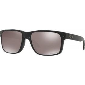 ΓΥΑΛΙΑ ΗΛΙΟΥ Oakley OO9102 9102D6 55 Holbrook Prizm Black Polarized