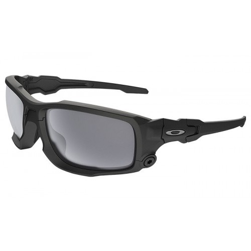 Γυαλια ηλιου Oakley SI OO9329-01 Shocktube Matte Black Grey