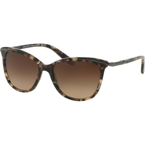 ΓΥΑΛΙΑ ΗΛΙΟΥ Ralph Lauren RA5203 146213 54 - BROWN MARBLE / DARK BROWN GRADIENT