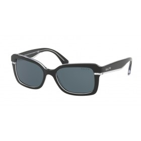 ΓΥΑΛΙΑ ΗΛΙΟΥ Ralph Lauren RA5239 170187 54 BLACK CRYSTAL / BLUE GREY SOLID