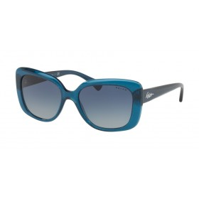 ΓΥΑΛΙΑ ΗΛΙΟΥ Ralph Lauren RA5241 56794L 55 SHINY BLUE GLITTER / BLUE GRADIENT