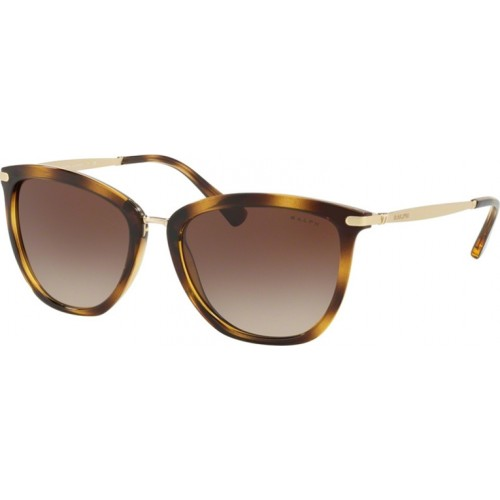 ΓΥΑΛΙΑ ΗΛΙΟΥ Ralph Lauren RA5245 500313 55 - DARK HAVANA / GRADIENT BROWN
