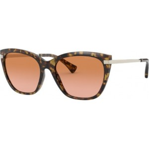 ΓΥΑΛΙΑ ΗΛΙΟΥ Ralph Lauren RA5267 583613 56 - DEYING HAVANA / DEMO LENS