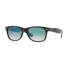 ΓΥΑΛΙΑ ΗΛΙΟΥ Ray-Ban® RB2132 901/3A 55 BLACK / CLEAR GRADIENT GREEN