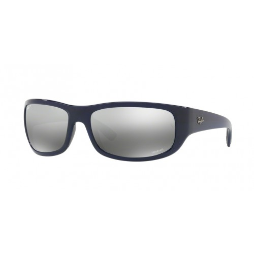 ΓΥΑΛΙΑ ΗΛΙΟΥ Ray-Ban® RB4283CH 629/5J 64 BLUE / GREY MIR GREY GRADIENT POLAR