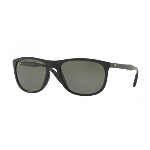 ΓΥΑΛΙΑ ΗΛΙΟΥ Ray-Ban® RB4291 601/9A 58 BLACK / POLAR GREEN