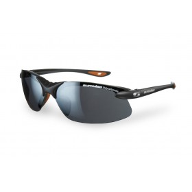 Γυαλια ηλιου Sunwise Windrush Black / Red lences