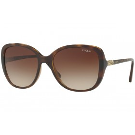 ΓΥΑΛΙΑ ΗΛΙΟΥ Vogue VO5154SB W65613 56 DARK HAVANA / BROWN GRADIENT