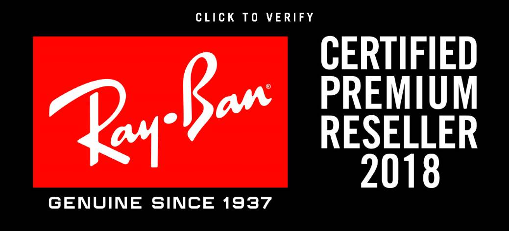RayBan authorised site check for home page