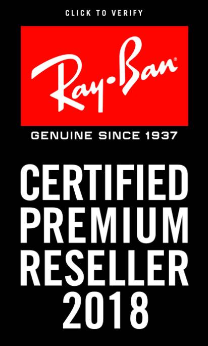 RayBan authorised site check